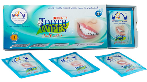 Product Photography for Wow Wet Wipes from Emirates by Brand Product Photograhers In India